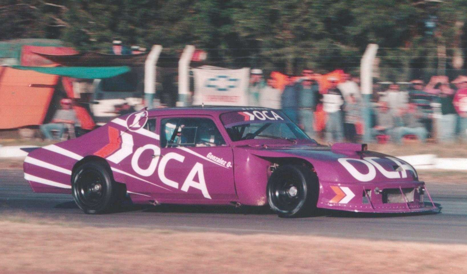 1995 Chevy TC de OCA J. M. Traverso