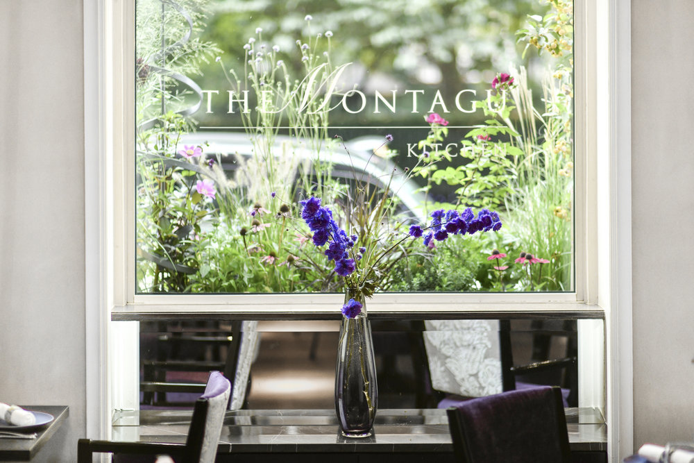 Montagu Kitchen Window Design Marylebone Restaurant