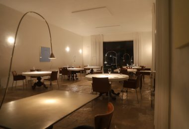 restaurante Reale salon